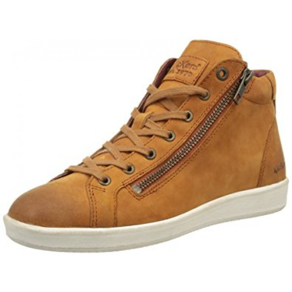 KICKERS HAMO  orange